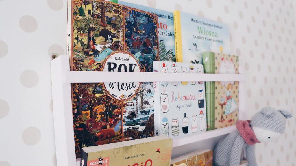 Biblioteczka dziecka