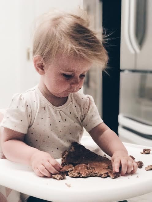 omlet dla dziecka