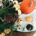 Królowa jesieni – dynia. FLOWER BOX, czyli jesienny wazon z dyni.