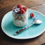 Deser z nasionami chia, czyli wszystko o superfoods w diecie dziecka.